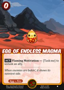Egg of Endless Magma