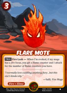 Flare Mote
