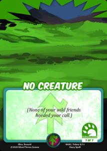 Normal 208 - No Creature