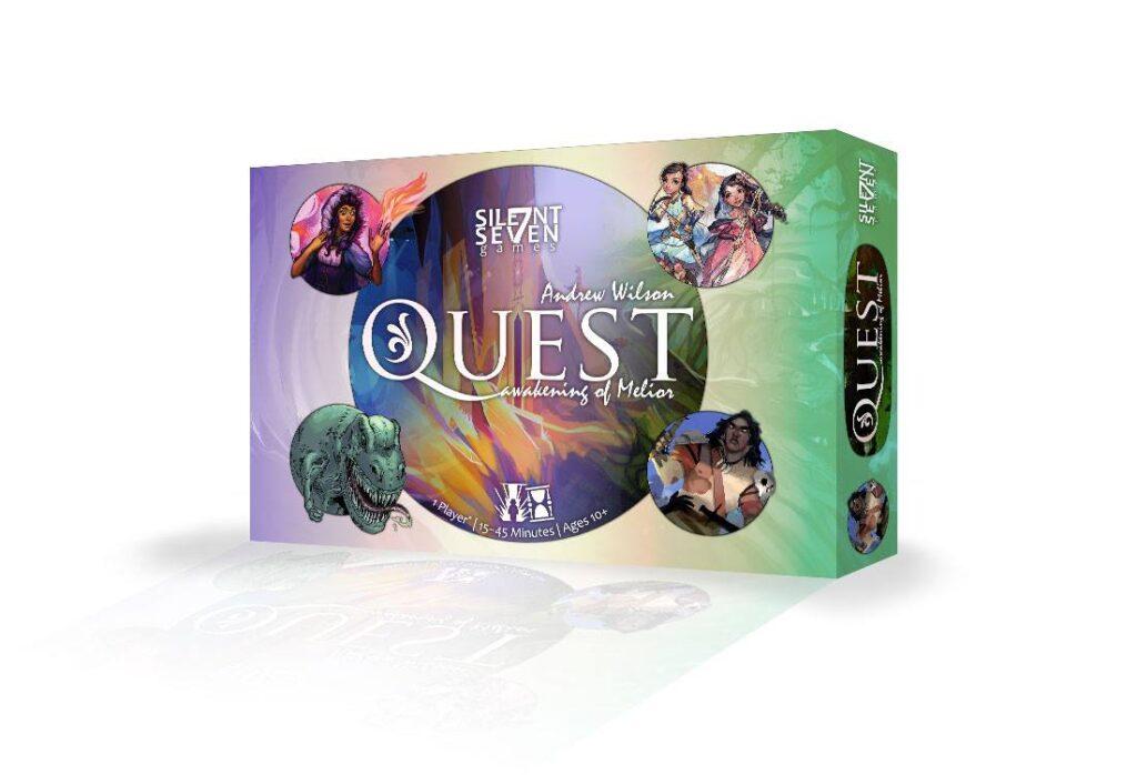 Quest: Awakening of Melior